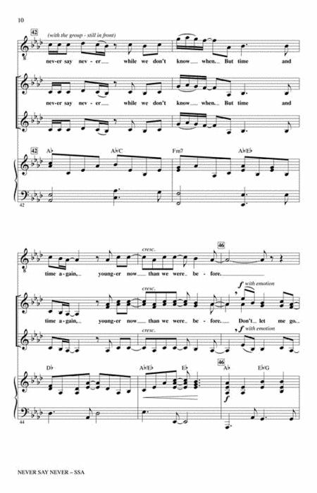 Unique Never Say Never The Fray Chords Piano Illustration - Beginner ...