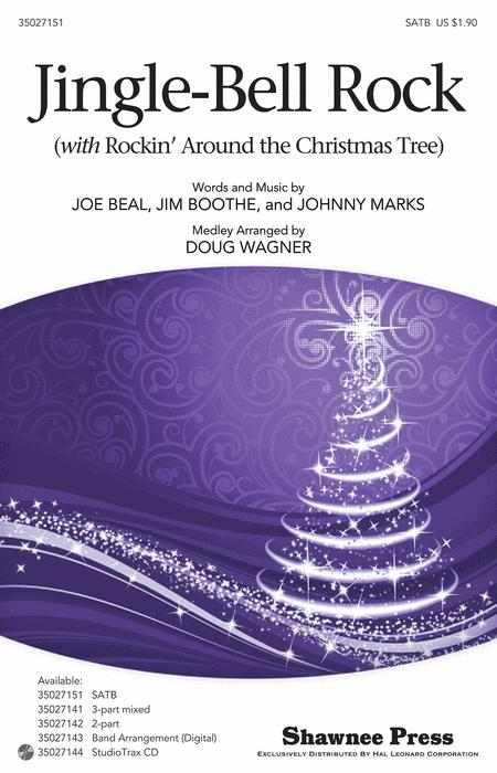 Sheet Music Jingle Bell Rock Satb Piano