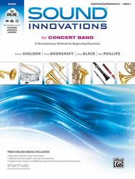 Sound Innovations for Concert Band, Book 1 (Baritone B.C.) sheet music
