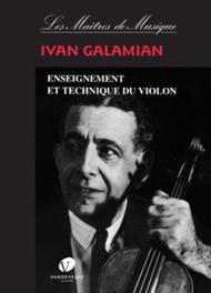 Enseignement Et Technique Du Violon sheet music
