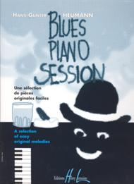 Blues Piano Session sheet music
