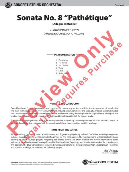 sonata pathetique sheet music pdf