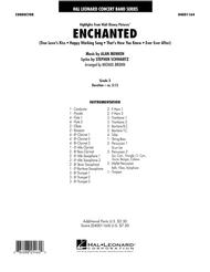 Highlights from Enchanted - Full Score