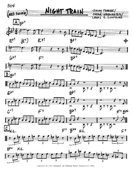 Jimmy Forrest Partitions Musicales Imprimer Mondial De La