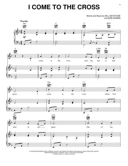 Bill Batstone Sheet Music To Download And Print World Center Of