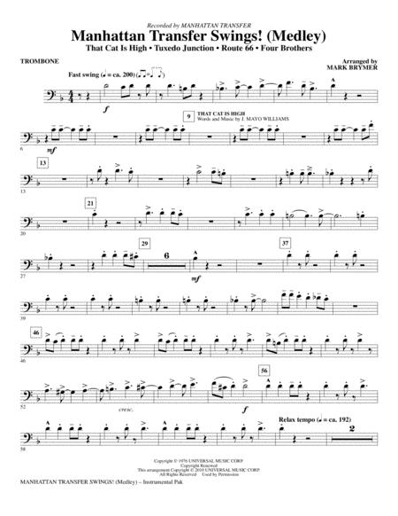 Manhattan Transfer Sheet Music To Download And Print World Center