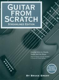 Guitar From Scratch: Streamlined Edition sheet music