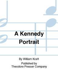 A Kennedy Portrait sheet music