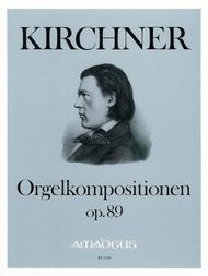 Theodor Kirchner  Sheet Music 13 Organ compositions op. 89 Song Lyrics Guitar Tabs Piano Music Notes Songbook