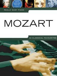 Mozart - Really Easy Piano