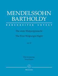 The First Walpurgis Night, Op. 60