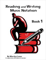 Music Moves for Piano: Reading and Writing Music Notation - Book 1 sheet music
