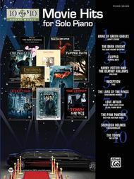 Sheet Music 10 for 10 Sheet Music Movie Hits for Solo Piano Song Lyrics Guitar Tabs Piano Music Notes Songbook