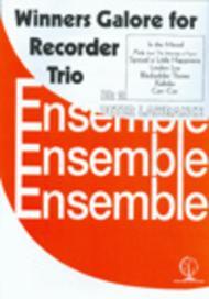 Winners Galore, Book 2 (Recorder Trios) sheet music