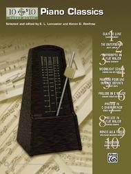 Sheet Music 10 for 10 Sheet Music Piano Classics Song Lyrics Guitar Tabs Piano Music Notes Songbook
