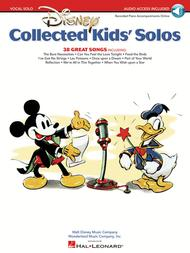 Disney Collected Kids' Solos