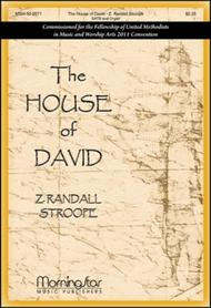 The House of David (Choral Score)