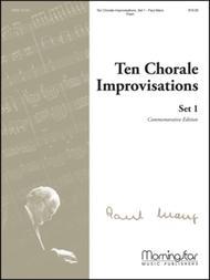 Ten Chorale Improvisations, Set 1