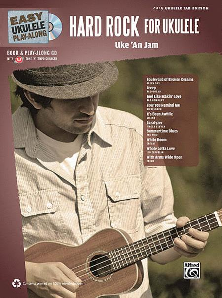 Buy Sheet Music UKULELE - POP ROCK - CLASSIC ROCK