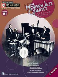 Modern Jazz Quartet Classics sheet music