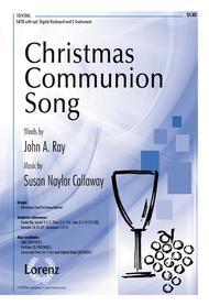 Christmas Communion Song sheet music