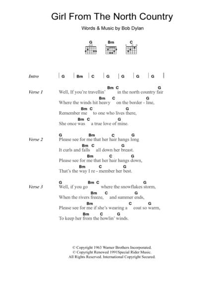 Bob Dylan and Johnny Cash sheet music to download and print - World ...