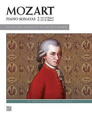 Piano Sonatas, K. 331 and K. 457