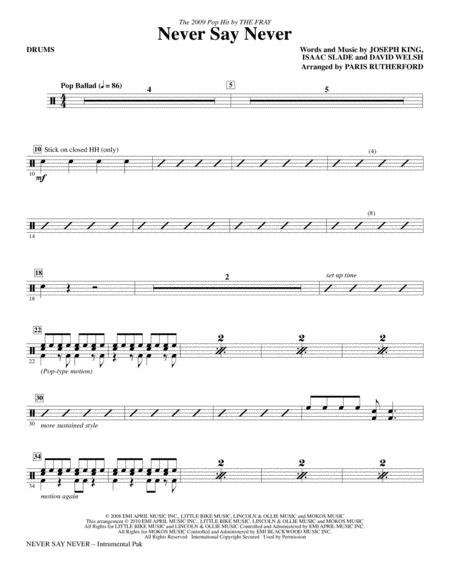 Isaac Slade sheet music to download and print - World center of ...
