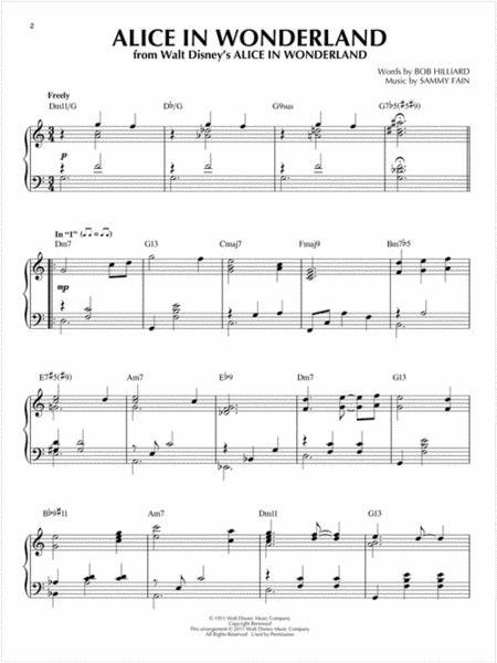 Buy Sheet Music PIANO - MOVIE (WALT DISNEY)