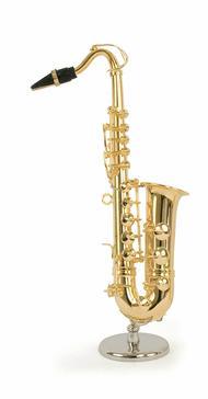 miniature instrument: tenor saxophone