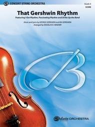 That Gershwin Rhythm sheet music
