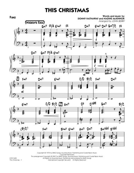 Donny Hathaway and Nadine McKinnor sheet music to download