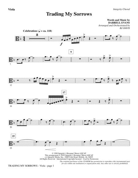 Darrell Sweet sheet music to download and print - World center of ...