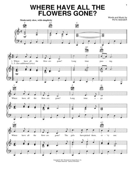 The Kingston Trio Sheet Music To Download And Print World Center