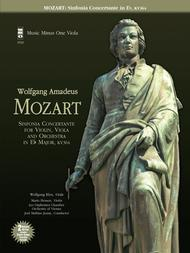 Mozart - Sinfonia Concertante in E-flat, KV364