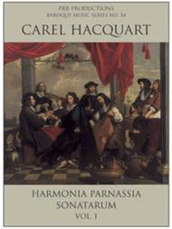 Harmonia Parnassia Sonatarum, Volume I