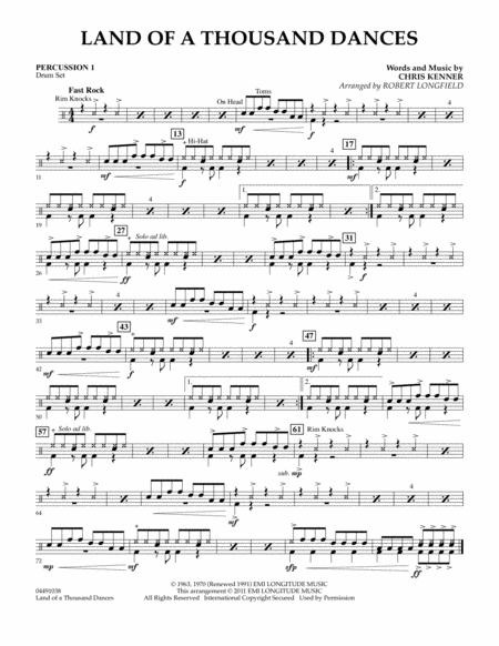 Download Digital Sheet Music of Wilson Pickett and Chris