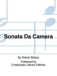 Sonata Da Camera