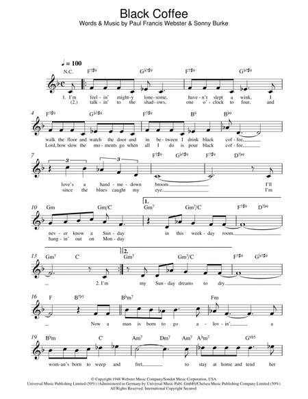 Paul francis webster sheet music to download and print world by paul francis webster jazz standards fakebook 2 pages published by hal leonard digital sheet music stopboris Choice Image