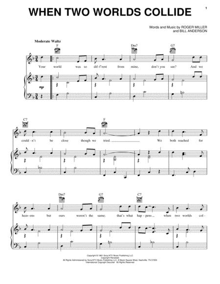 Download Digital Sheet Music Of Jim Reeves For Piano Vocal And Guitar