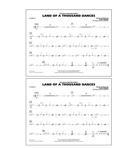 Download Digital Sheet Music of Wilson Pickett and Chris