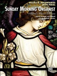Sunday Morning Organist, Volume 6
