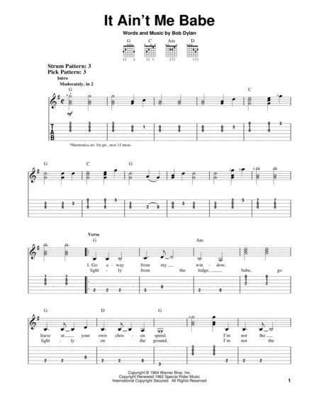 Banjo banjo tabs johnny cash : Bob Dylan and Johnny Cash sheet music to download and print ...