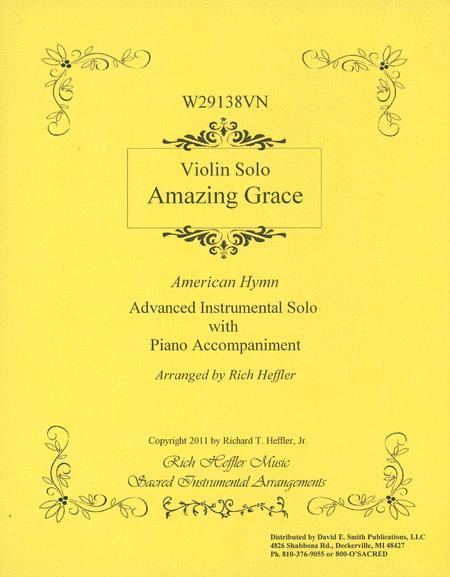 Advanced Violin Solos