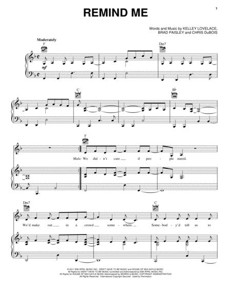 Download Digital Sheet Music Of Carrie Underwood Piano Voice For