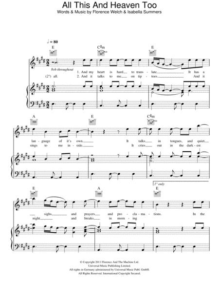 all too well piano sheet music pdf free