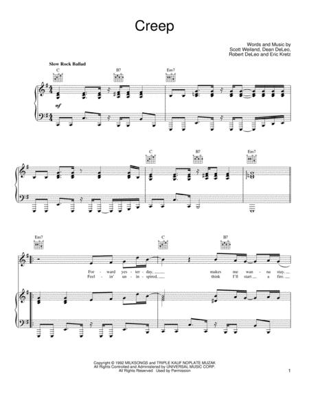 Le Crave sheet music to download and print - World center of