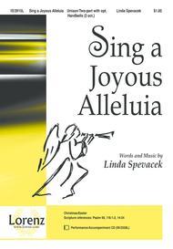 Sing a Joyous Alleluia sheet music