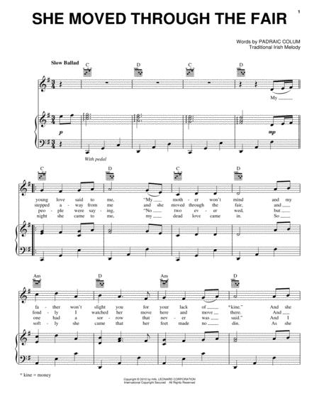 state fair sheet music to download and print - World center of ...