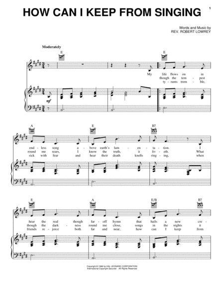 it is well hym chords pdf